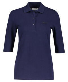 Damen Poloshirt Slim Fit Kurzarm