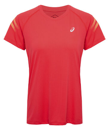 "Asics - Damen Laufshirt ""Icon"" Kurzarm"