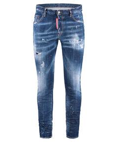 """Herren Jeans """"Skater midblue"""" Skinny Fit"""