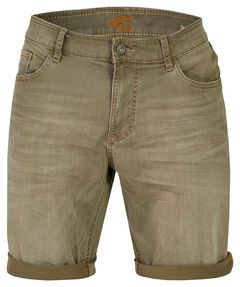 Herren Jeansbermudas Regular Fit
