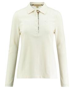 """Damen Poloshirt """"Zulia"""" Regular Fit Langarm"""