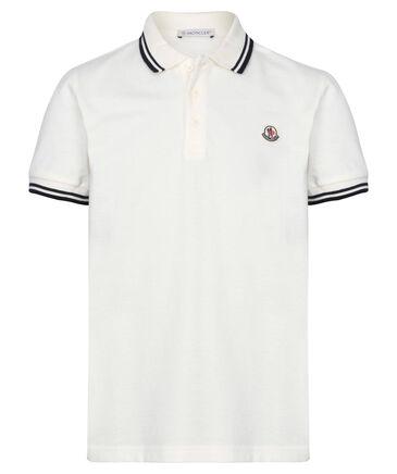 Moncler - Jungen Poloshirt Kurzarm