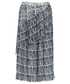 "Damen Rock ""Micro Pleated Midi Skirt"""