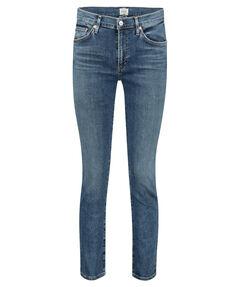 "Damen Jeans ""Chari Mid Rise Cigarette"" Slim Fit"