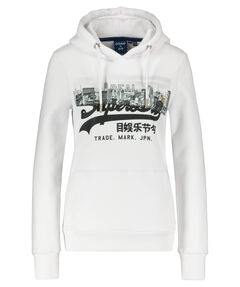 "Damen Sweatshirt ""VL NYC Photo Hood"" mit Kapuze"