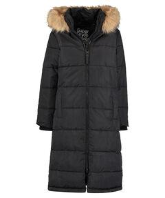 "Damen Steppmantel ""Longline Quilted Everest Jacket"""