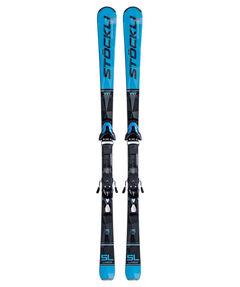 "Skier ""Laser SL"" inkl. Bindung ""SRT Plate/SRT12"""
