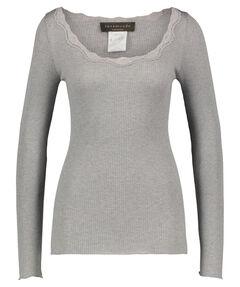 """Damen Unterhemd """"Babette"""" Langarm"""