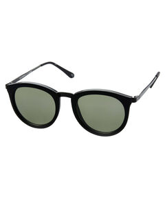 "Damen Sonnenbrille ""No Smirking black Rubber"""
