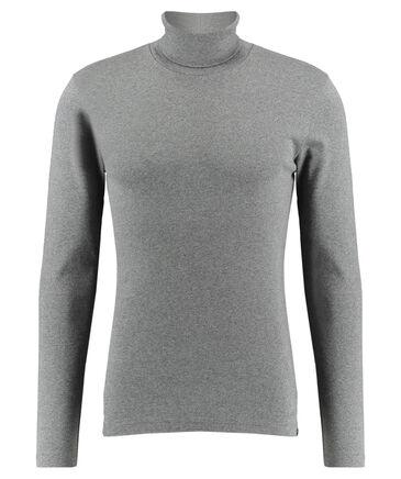 Marc O'Polo - Herren Rollkragen-Shirt Langarm