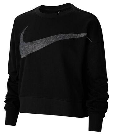 """Nike - Damen Sweatshirt """"Nike Dri-FIT Get Fit  Women's Fleece Sparkle Training Top"""""""