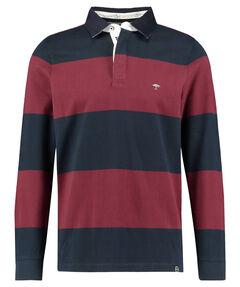 Herren Rugbyshirt Langarm