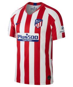 "Herren Fußballtrikot ""Atlético de Madrid 2019/20 Stadium Home"" Kurzarm - Replica"