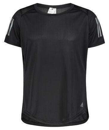 "adidas Performance - Damen Laufshirt ""Own The Run"" Kurzarm - Plus Size"