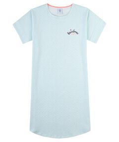 Mädchen Nachthemd Kurzarm
