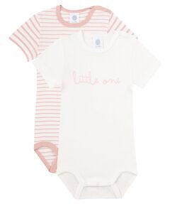 Mädchen Baby Body 2er-Pack