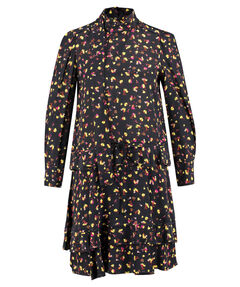 "Damen Kleid ""Simplistic Flowers"" Langarm"