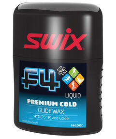 """entspr. 19,90 Euro / 100 ml - Inhalt: 100 ml Skiwachs """"F4 Premium Cold Glide"""""""