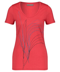 "Damen Wandershirt ""Tech Lite Scoop Leaf"""
