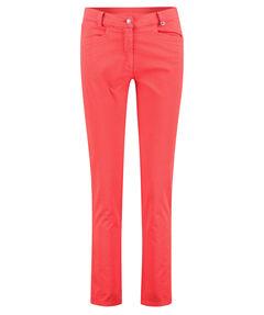 "Damen Golfhose ""Dot Print Stretch"" Slim Fit 7/8-Länge"