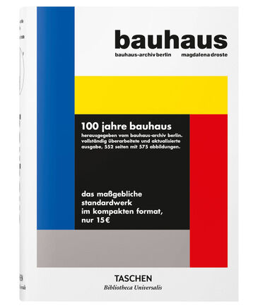 "TASCHEN - Buch ""Bauhaus, 2nd Ed."""