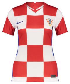 """Damen Fußballtrikot """"Kroatien Stadium Home"""" Kurzarm"""