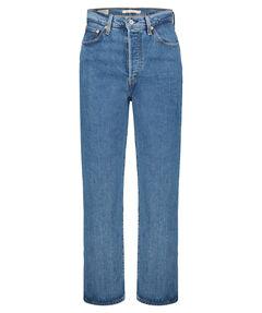 """Damen Jeans """"Ribcage"""" Straight Fit verkürzt"""