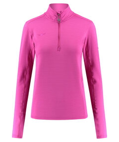 "Damen Fleece-Pullover ""Unelma Zip"""