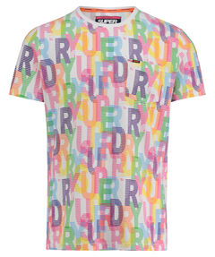 "Herren T-Shirt ""AOP Lite New House Rules Tee"""