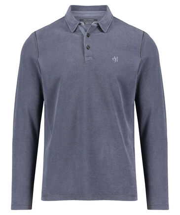 Marc O'Polo - Herren Shirt Regular Fit Langarm