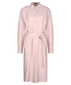 Damen Blusenkleid Langarm