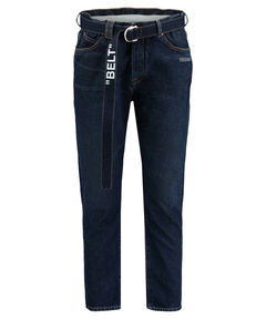 Herren Five-Pocket-Jeans Loose Fit