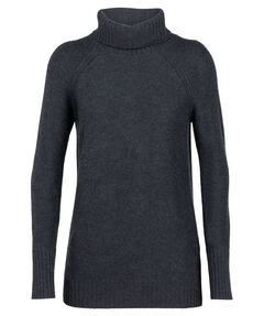 "Damen Pullover ""Waypoint Roll Neck Sweater"""