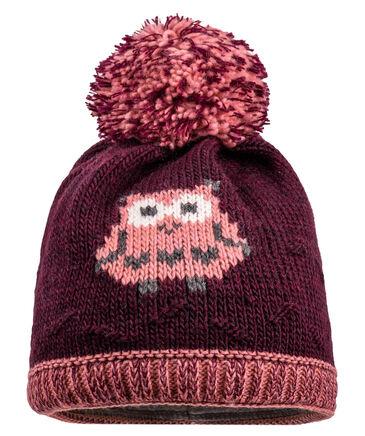 Maximo - Mädchen Kleinkind Mütze