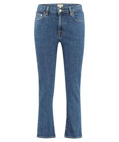 Damen Jeans Slim Fit Crop