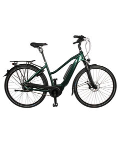 """Damen und Herren E-Bike """"AEB 400 Allround 28"""" Tiefeinstiegrahmen Velo Bosch Active 400 Wh"""