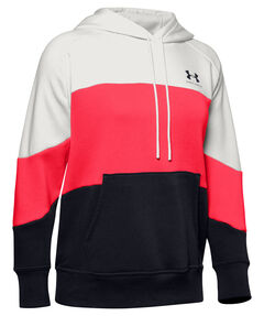 "Damen Sweatshirt ""Rival Fleece Color Block Hoodie"""