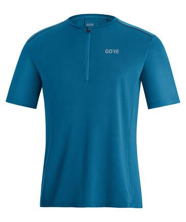 """GORE® Wear - Herren Laufshirt """"Flow Zip Shirt"""""""