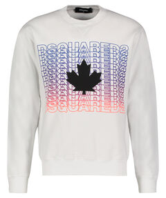 "Herren Sweatshirt ""Multi Logo Maple Leaf"""