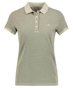 """Damen Poloshirt """"Sunfaded Pique Rugger"""" Kurzarm"""