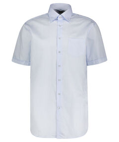 Herren Hemd Custom Fit Kurzarm