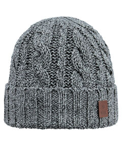 "Mütze / Strickmütze ""Twister Turn Up Beanie"""