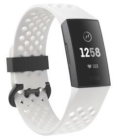 """Gesundheits- und Fitness-Smartwatch """"Charge 3"""" SE Graphit/weißes Silikon"""