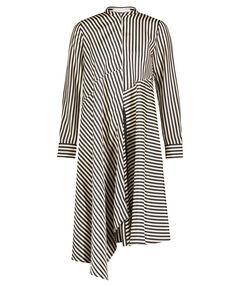 """Damen Seidenkleid """"Striped Sensation"""""""
