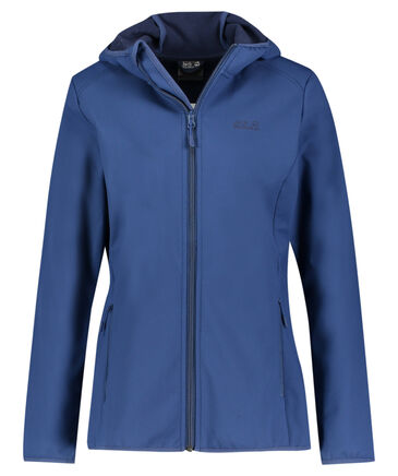 "Jack Wolfskin - Damen Softshelljacke mit Kapuze ""Northern Point Women"""