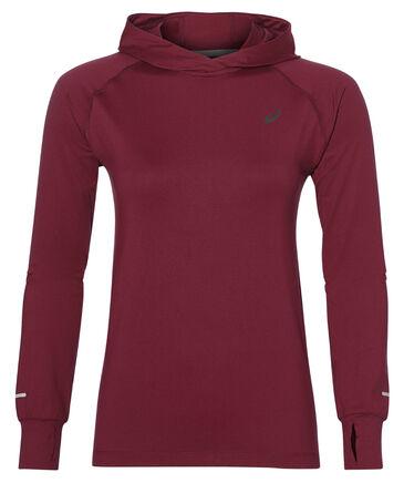 "Asics - Damen Laufshirt ""Thermopolis LA Hoodie"" Langarm"