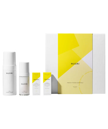 "NUORI - entspr. 56,43 Euro / 100 ml - Inhalt: 140 ml Gesichtspflege-Set ""Freshly Picked Essentials"""
