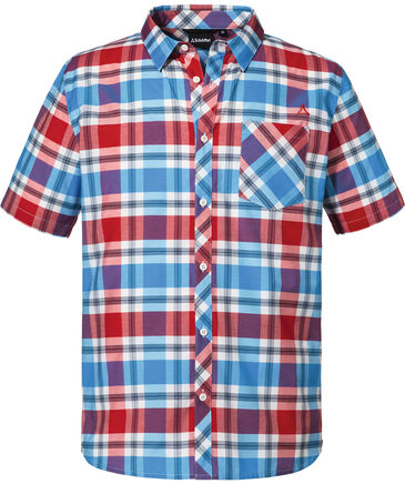 Schöffel - Herren Hemd Regular Fit Kurzarm