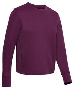 "Damen Sweatshirt ""Unstoppable Move Light Radial Back"""