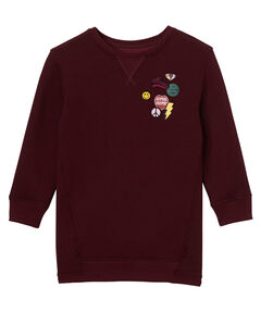 """Mädchen Sweatshirt """"Cherry"""" Dreiviertelarm"""